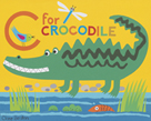 C is for Clara Crocodile by Clare Beaton