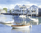 Quiet Harbor by Mark Chandon