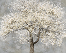 Blossoming Tree by Tania Bello