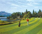 Loch Lomond, 18th Hole by Peter Munro