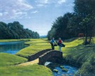 Mount Juliet, 3rd Hole, County Kilkenny by Peter Munro