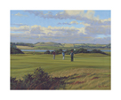"St. Andrews 6th - ""Heathery (Out)"" by Peter Munro"