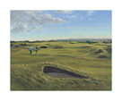 "St. Andrews 13th - ""Hole O'Cross (In)"" by Peter Munro"