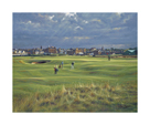 "St. Andrews 16th - ""Corner Of The Dyke"" by Peter Munro"