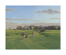 "St. Andrews 17th - ""Road"" by Peter Munro"
