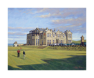 "St. Andrews 18th - ""Tom Morris"" by Peter Munro"