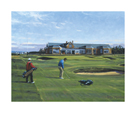 Royal Troon, 18th by Peter Munro