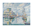 Barfleur, 1931 by Paul Signac
