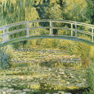 Le Pont Japonais II by Claude Monet