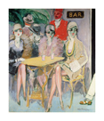 The Cairo Bar, 1920 by Kees Van Dongen