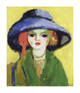 Portrait of Dolly, 1911 by Kees Van Dongen