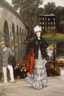 Returning from Trip by James Tissot