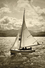 A Great Sail by Pete Kelly