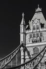 Tower Bridge Skies II by Alan Copson