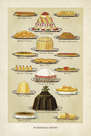 Vintage Puddings by The Vintage Collection