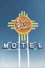 Sun Motel - Haze by Alan Copson