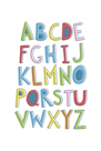 Playful Type by Clara Wells