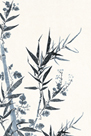 Ink Wash Bamboo by Oriental School