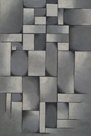 Composition in Gray (Rag-time) by Theo Van Doesburg