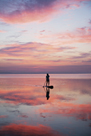 Peaceful Paddle Boarding by Ben Wood