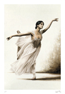 Demure Ballerina by Richard Young