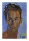 French Boy by Boscoe Holder