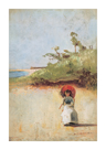 All on a Summer's Day by Charles Conder