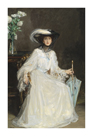 Lady Evelyn Farquhar by Sir John Lavery