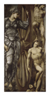 The Wheel of Fortune by Sir Edward Burne-Jones