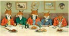 Mr Fox's Hunt Breakfast by Harry B Neilson