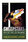 Sweepstake by AM. Cassandre