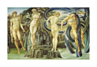 Perseus and Andromeda by Sir Edward Burne-Jones