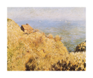 Coastguard's Cottage by Claude Monet