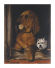 Dignity And Impudence II by Edwin Landseer