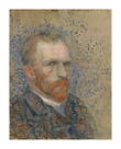 Self-Portrait, Spring-Summer 1887 by Vincent Van Gogh