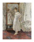 The Psyche Mirror by Berthe Morisot