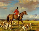 Ned and the Long Run Hounds by Andre Pater
