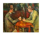 The Card Players, 1893-96 by Paul Cezanne