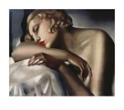 The Sleeping Girl by Tamara de Lempicka