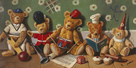 Playschool by Raymond Campbell