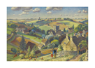 Cotswold Pattern by Adrian Allinson