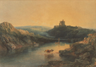 Norham Castle by J.M.W. Turner