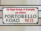 Portobello Road by Joseph Eta