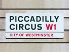 Piccadilly Circus by Joseph Eta