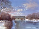Buckingham Palace by Clive Madgwick