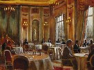 Afternoon at The Ritz by Clive McCartney