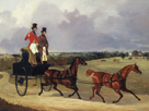 On the Way to the Meet by David Dalby