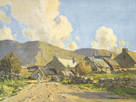 Kerry Cottages by Maurice Wilks