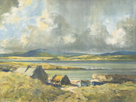 Innish Free, County Donegal by Maurice Wilks