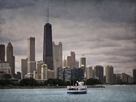Chicago Sails by Pete Kelly